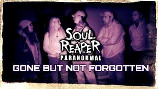 Gone But Not Forgotten | Soul Reaper Paranormal | Dark Divas | Abandoned RAF Military Base