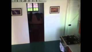 Poltergeist Activity Caught on Camera-08APR2014-NQGHOSTHUNTER