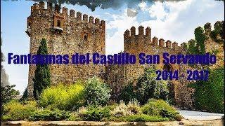 Fantasmas del Castillo San Servando #2/ Ghost Area - Area Fantasma
