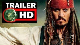 PIRATES OF THE CARIBBEAN 5 Will Turner Trailer (2017) piratas del caribe movie trailer hd 2017