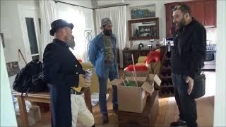 Έρευνα σε παλιό σπίτι για λίρες στην Μυτιλήνη