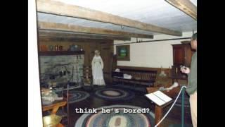 Haunted Warren County Museum Lebanon Ohio - PPI 6-29-13
