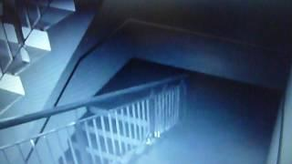 crazy footage Demon Ghost attacking a guy