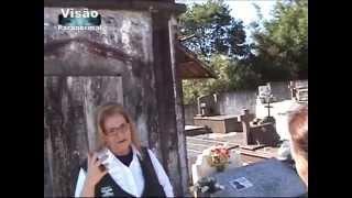 Espíritos do Cemitério de Santo Antônio da Patrulha A Santinha e a Vidente.wmv