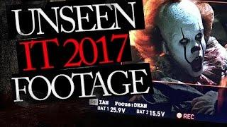 New IT 2017 Pennywise Footage and Unseen Crew Pictures
