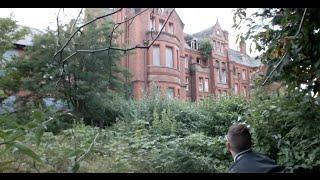 XTREMELY SCARY GIBSON HOUSE ABANDONED, WIRRAL(Urban exploration)