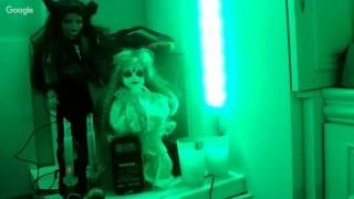 Spirit Encounters freeky wednesday possesed doll part 2