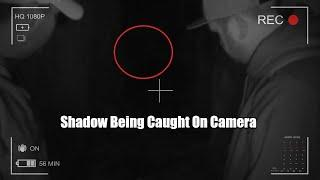 Real SHADOW BEING Captured On Camera | Soul Reaper Paranormal