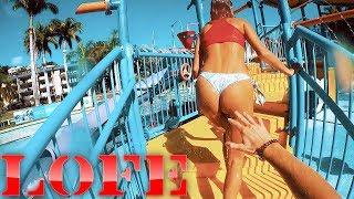 FUNNY WATER SLIDE FAILS | Water Park Fail