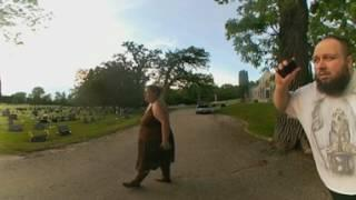 Haunted Cemetery in VR 360 S1 E5
