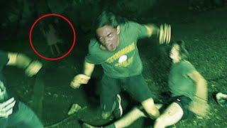 Real Demonic Possession !! Ghostly Figure Caught on Tape From Play Ground !! Paranormal Activity