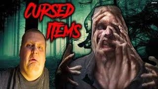 5 Most Haunted & Cursed Items in The World REACTION!!! *Happy Halloween!*
