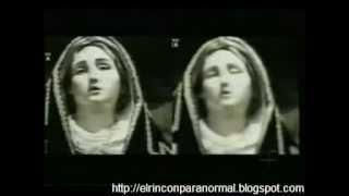 Άγαλμα της Παναγίας ανοίγει τα μάτια Δείτε το πρίν και το μετά