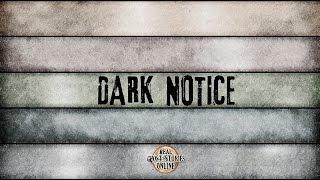 Dark Notice | Ghost Stories, Paranormal, Supernatural, Hauntings, Horror