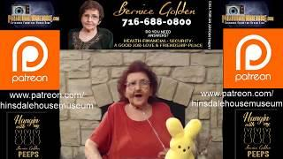 Legendary Psychic Bernice Golden answers Questions with Dan Klaes