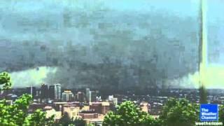 Birmingham, Alabama Tornado on April 27, 2011