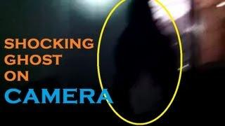 SHOCKING GHOST ACTIVITY CAUGHT ON CAMERA | Real ghost caught on tape