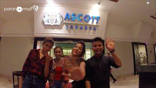 Ayda Jebat, Elizabeth Tan, Aisyah Aziz & Haikal di PC #APM2016Net