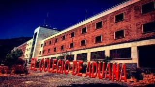 Investigación Paranormal, Temp  3 EP  4  El Colegio de Aduana (Objetivo Paranormal) Vlog