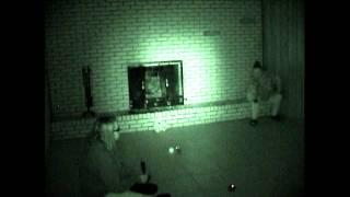 Ghost Video #3(R) Basement Video #4-4 -light anamoly following member on command