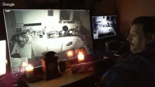 Sunday night stream, Live, Pendulum, Ouija board, Crystal Ghostbox Box, and More