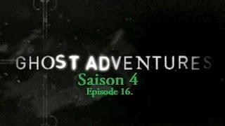 Ghost Adventures - Retour au Goldfield Hôtel   S04E16 (VF)