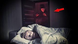 Real Ghost Videos That Will Give You Nightmares!! Paranormal Activity