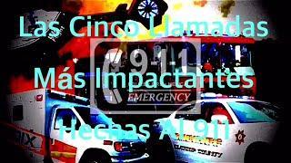 Top: Las Cinco Llamadas Más Impactantes Al 911 | PPU