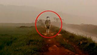 Paranormal & Mysterious Ghost Encounter Caught On Camera From An Indian Cornfield! Real Ghost Video!