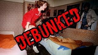 Enfield Poltergeist Photo Debunked