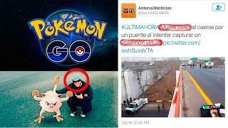 ¿Pokémon Go! Cobra su Primer VICTIMA MORTAL? - Análisis