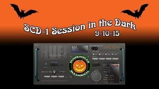 SCD-1 & Portal Session with Spirit Orb Action on 9-10-15