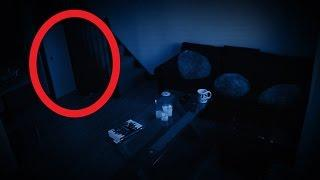 REAL Paranormal Activity Part 9 - Mysterious Figure Caught on Tape