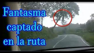 Fantasma real en plena ruta - Área 51