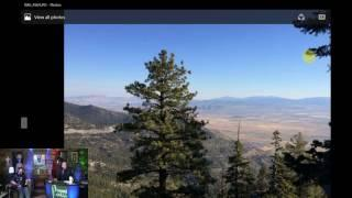 Bigfoot track and scream Stateline Nevada Paranormal Central 11/13/2016