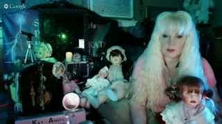 Haunted Dolls, Portal Ghost Box Session, Psychic Readings,  and MORE