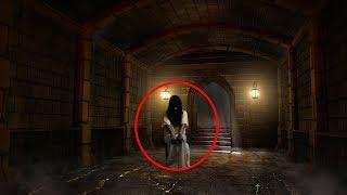 Real Ghost Footage Caught In A Dungeon!! Real Mystical Ghost Video