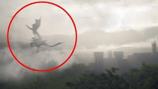 OMG!! Mysterious Flying Object Caught On Camera ! Real Video!!