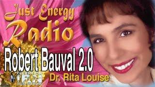 Robert Bauval 2.0 - Ancient Egypt's Lost Knowledge - Just Energy Radio