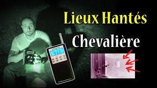 Lieux Hantés - Chevalière
