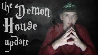 Zak Bagans - The Demon House (small update #4)