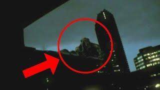 5 Apariciones de Cthulhu Captado en Video y Visto en la Vida Real