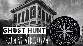 Ghost hunt (L.T.G.S) Paranormal Investigation of Sala Silvergruva. LaxTon Ghost Sweden Spökjägare