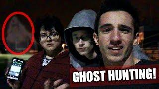REAL Ghost Hunting!