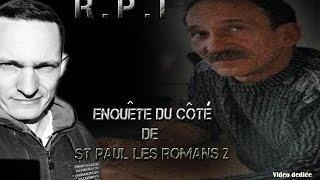 Paranormal RPI Enquête du côté de St Paul les Romans 2