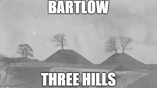Entity Attacks Investigator Bartlow Three Hills S02E02