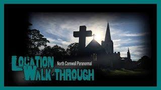 Haunted Trinity Church & Graveyard Location Walk Through