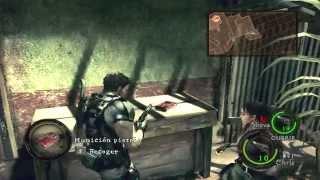 Resident Evil 5 Gameplay parte 2