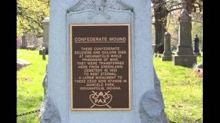 The Confederate Mound - Camp Morton Investigation