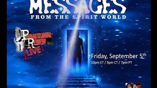 Paranormal Review Radio: Messages From The Spirit World w/ David Armstrong
